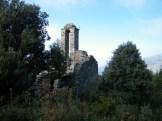 Le clocher est toujours debout