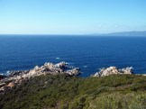 La pointe de la presqu'île