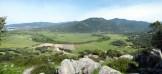 Vue sur la plaine du Liamone