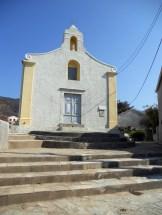 L'église du port de Centuri