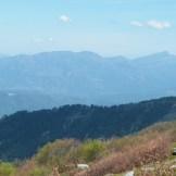 Au loin on aperçoit le San Petrone