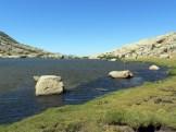 Le lac de l'Uriente