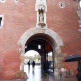 La porte du Castillet