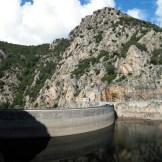 Le barrage de Tolla