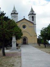 L'église de Sari d'Orcinu