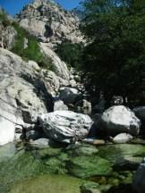 En remontant la rivière