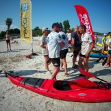 Kayak à Lecci