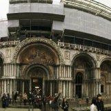 La Basilique Saint-Marc... en travaux