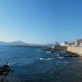 Vue sur la mer et Capo Caccia au loin