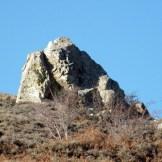 Un rocher en forme de Gorille