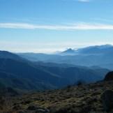 Vers la vallée du Tavignano