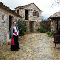 Dans l'Ethno village