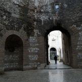 L'ancienne anti-chambre du palais