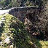 Le pont du vieux moulin