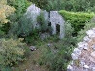 L'usine de marbre de Venaco
