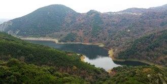 La barrage de l'Alesani