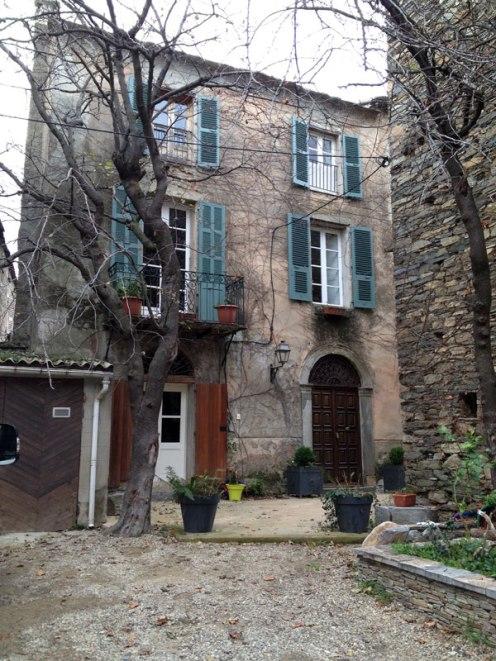 Une maison d'hôte à Penta di Casinca