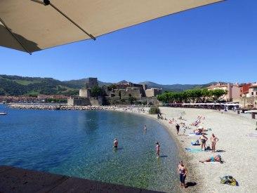 L'autre plage de Collioure