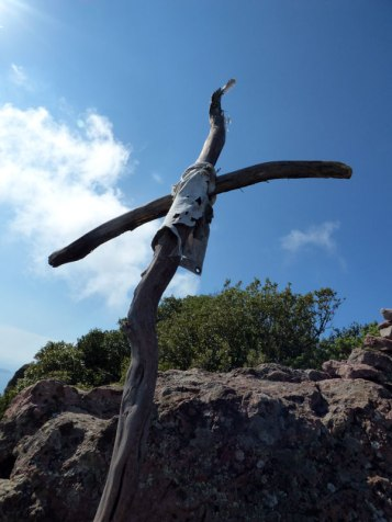 Sur la Punta Castellacciu