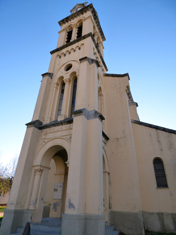 L'église de Santa Maria Siché