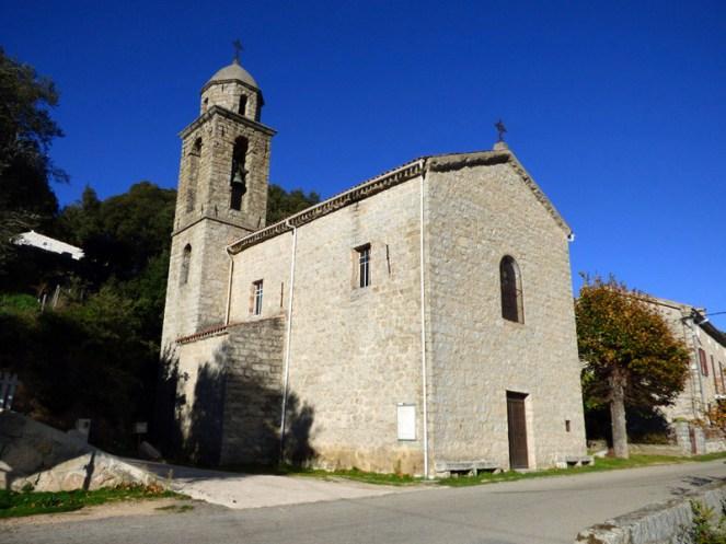 L'église d'Ampaza