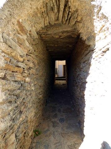 Une ruelle à Riventosa