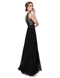 Ever Pretty Elegant Sleeveless Round Neck Evening Party Dress 2