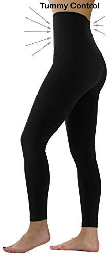 Ylluo Premium Tummy Support Slimming Leggings