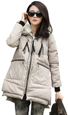 Orolay Women's Thickened Down Jacket 3
