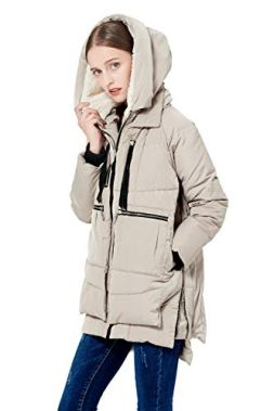 Orolay Women's Thickened Down Jacket 5
