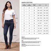 Levi's Women's 711 Skinny Jeans 4