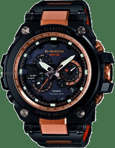 Montre Homme Casio G-Shock Premium MTG-S1000BD-5AER Noir à 939.00