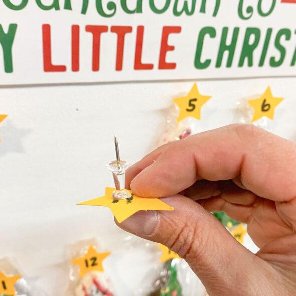 little debbie christmas tree cake advent calendar 17