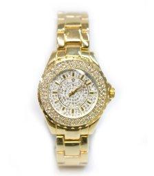 Ρολόι faux bijoux χρυσό (204)