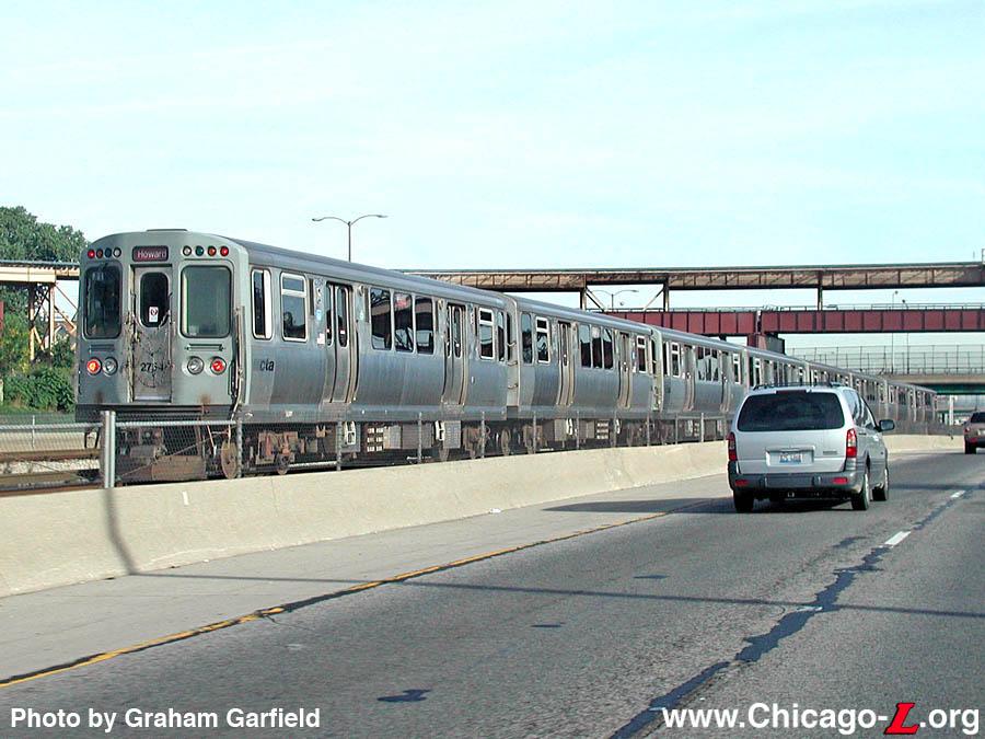 Chicago Lorg Operations  Lines  Dan Ryan branch