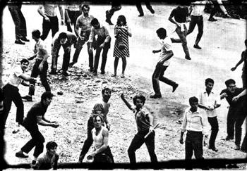 Αποτέλεσμα εικόνας για corso traiano, lotta di classe, anni 60-70