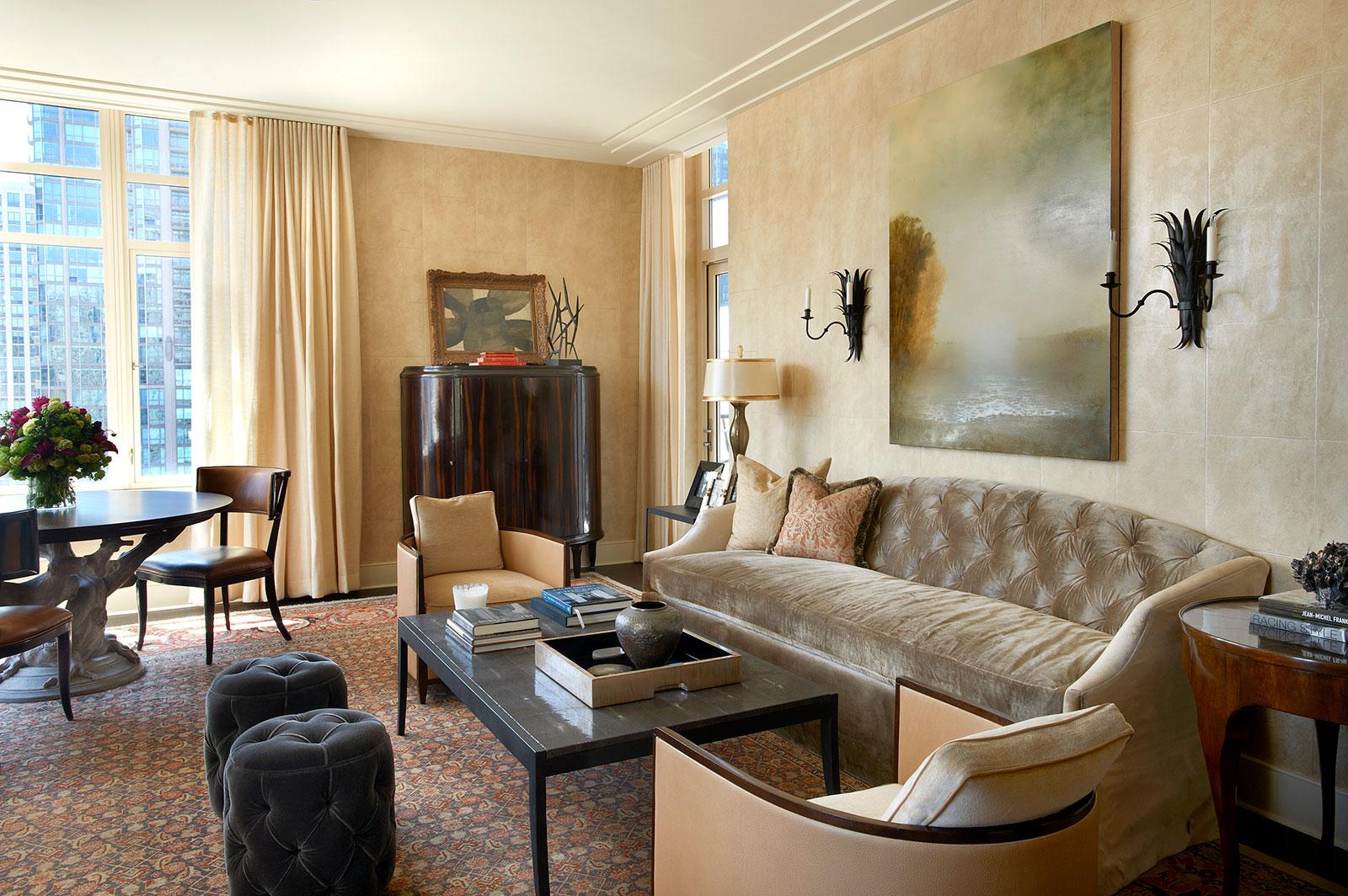 Chicago interior design ahmadi faqih - Interior design companies chicago ...