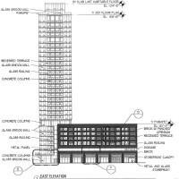 Diagram of Atrium Village Phase 1