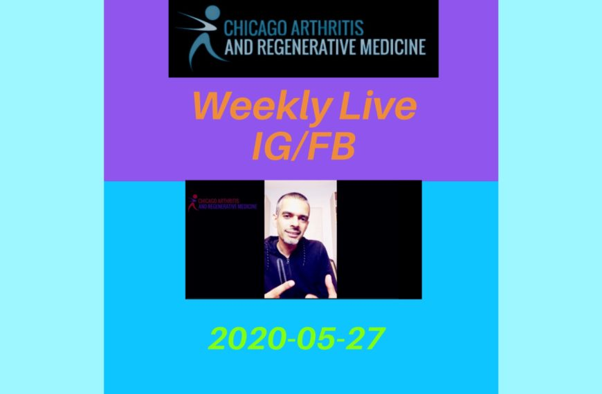 Weekly Live 2020-05-27