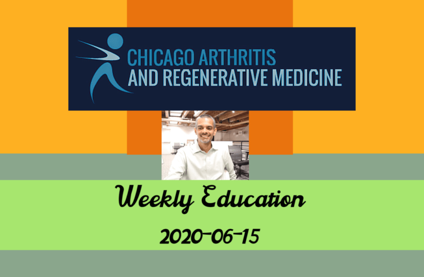 Weekly Education- 20200615