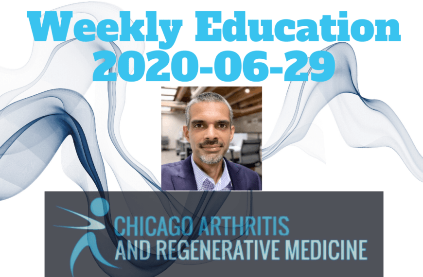 Weekly Education- 20200629