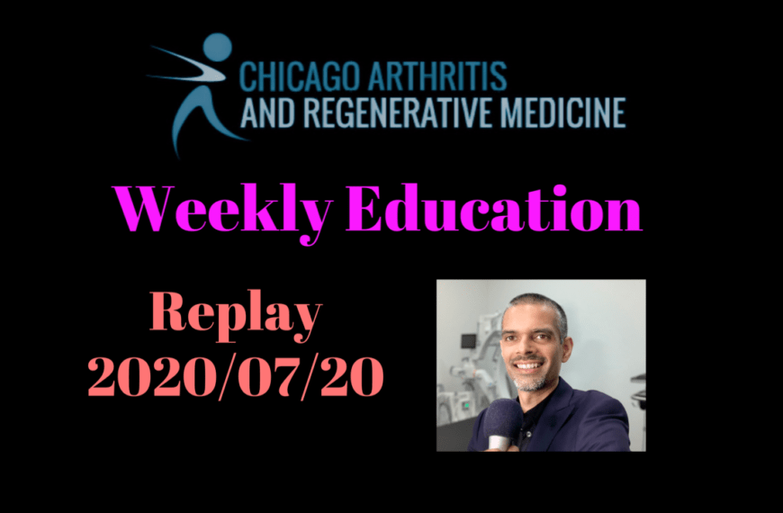 Weekly Education Broadcast- Replay 20200720