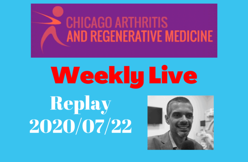 Weekly Live Replay- 20200722