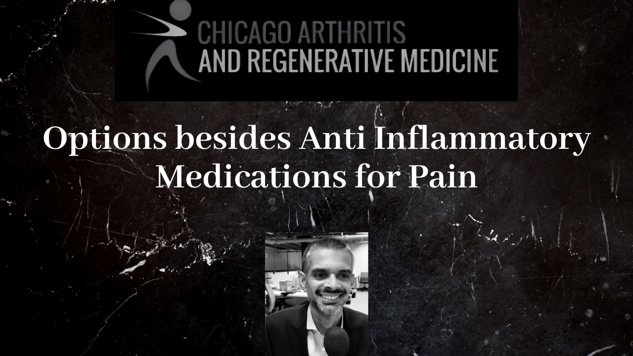 no anti inflammatory meds