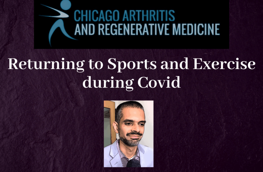 Restarting Sports and Exercise during Covid