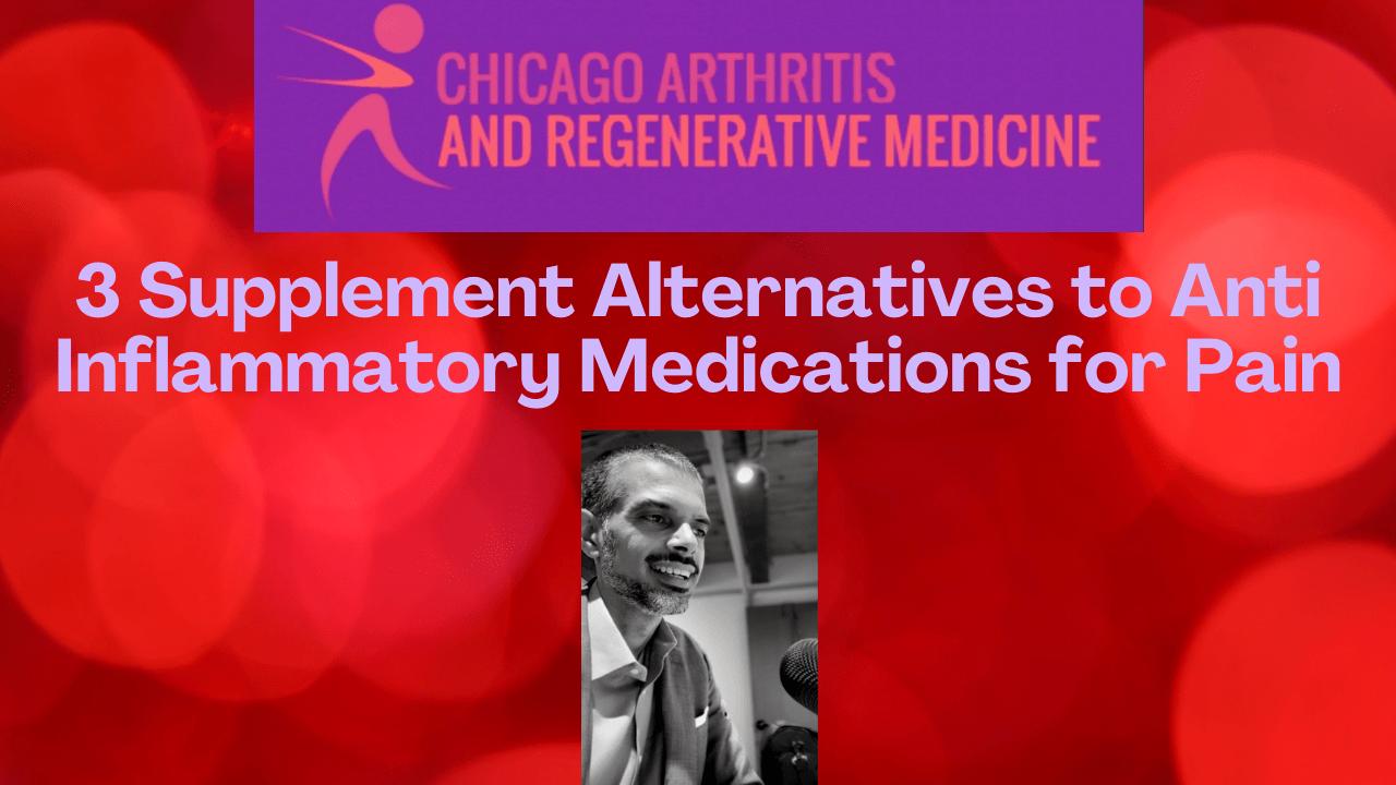supplement alternatives for pain