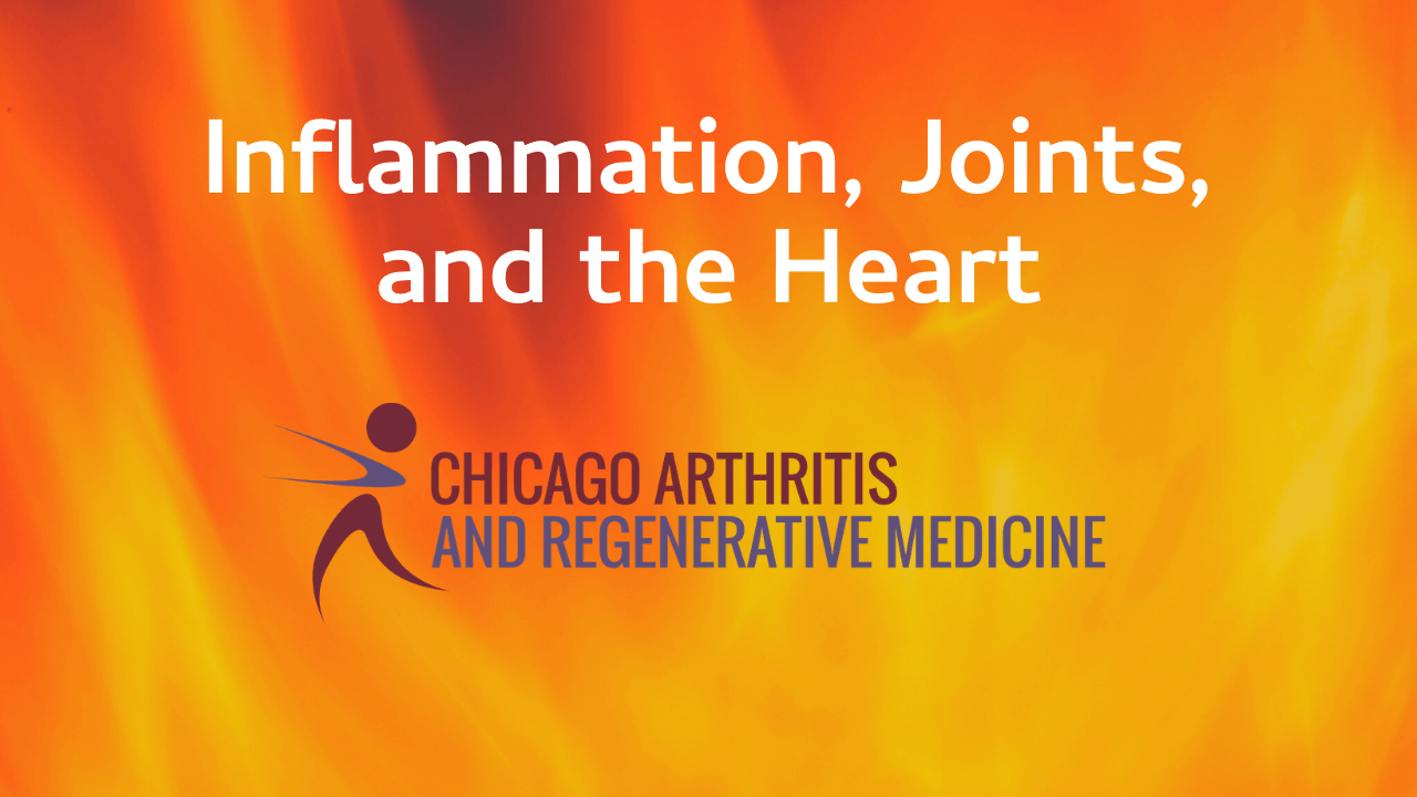 inflammation, joints, heart disease