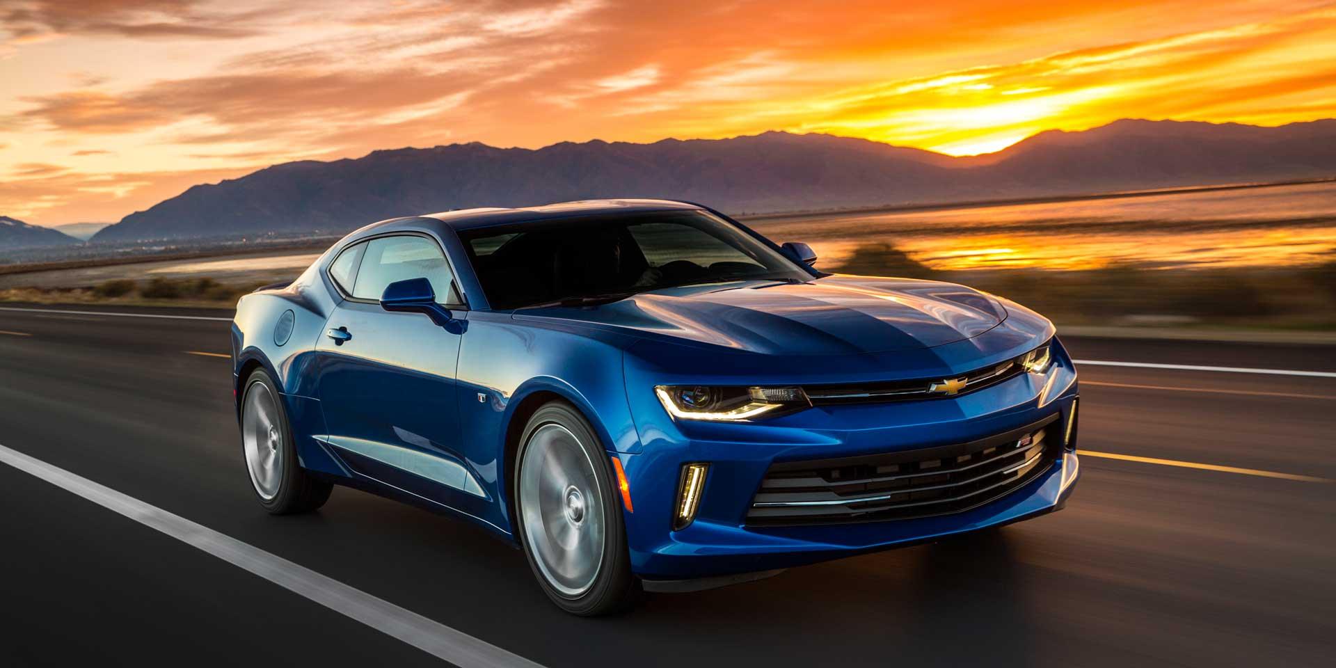 2018 - Chevrolet - Camaro - Vehicles on Display | Chicago Auto Show
