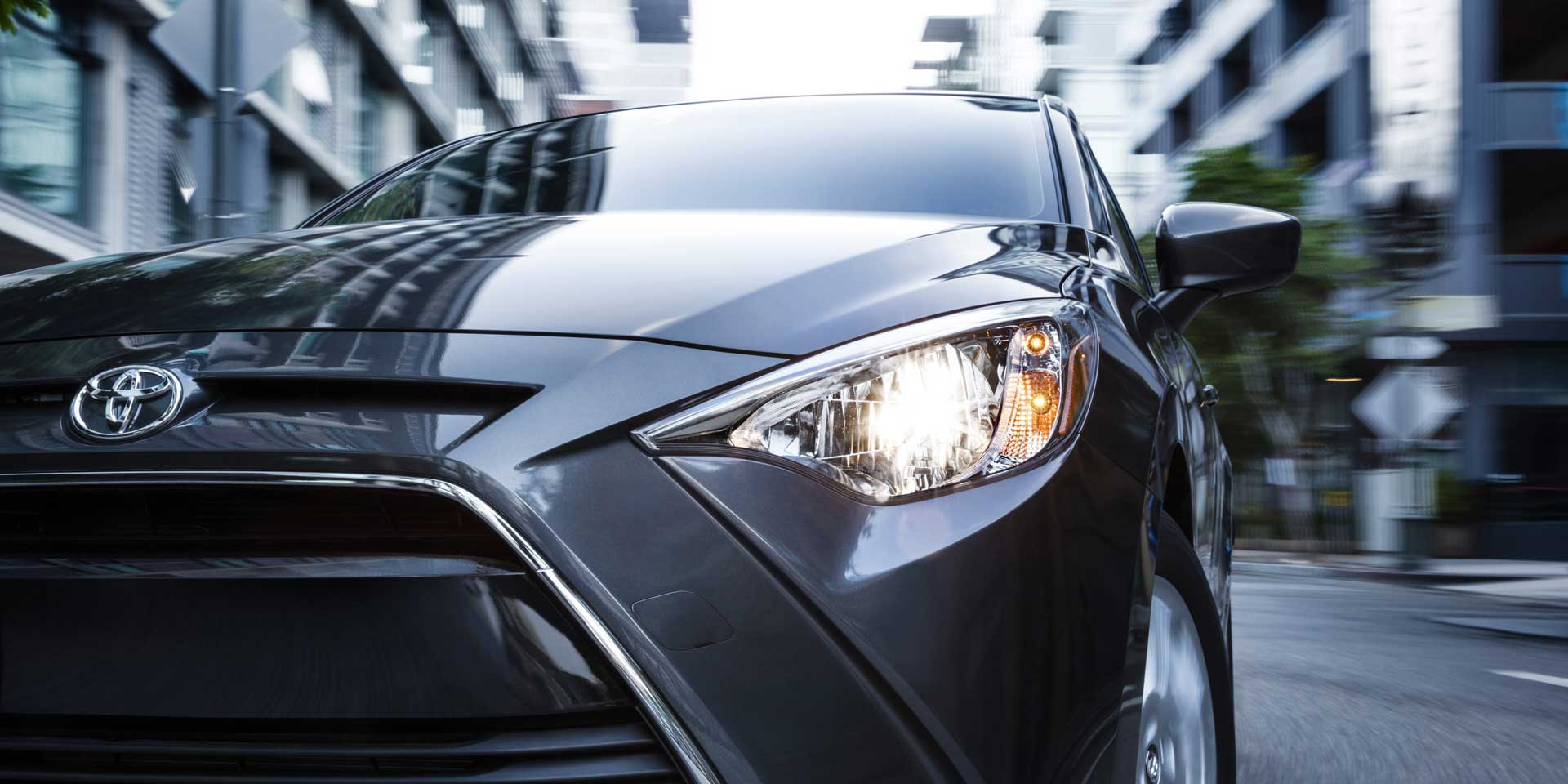 toyota yaris ia trd 2017 vehicles on display chicago