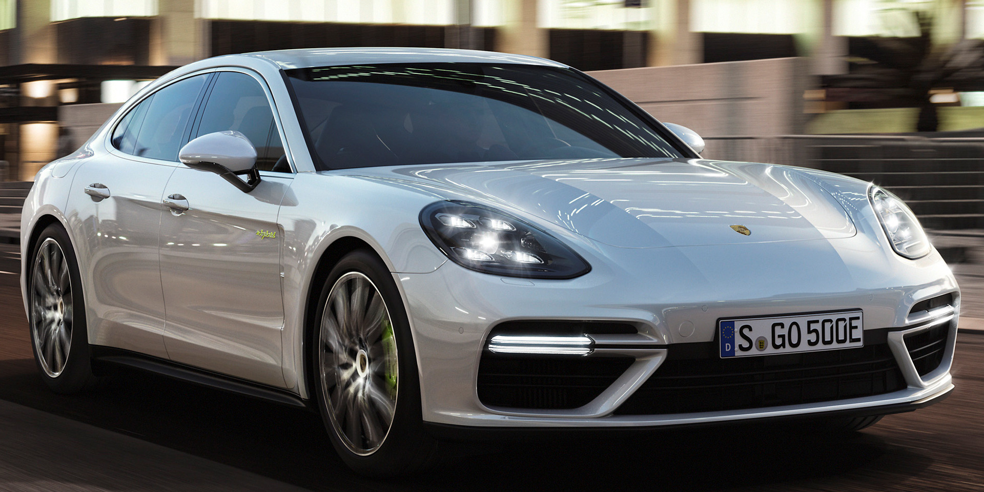 2018 Porsche Panamera Vehicles On Display Chicago